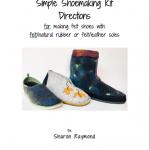 Lengths of soles in The Simple Shoemaking Handbook