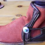 How to Make Ecological Simple Shoes for Women is finished!